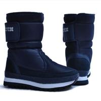 Women snow boots warm winter shoes women platform boots non slip waterproof botas de mujer