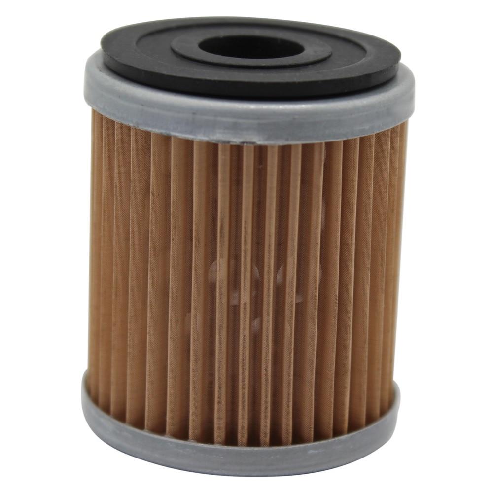6pcs Cyleto Oil Filter For YAMAHA YFM350R YFM 350R RAPTOR 350 2008-2013 YFM350X YFM 350X WARRIOR 350 1987-2004 YFM400 2000 2004