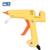 Prostormer Hot glue gun with thermoregulator 11mm Hot melt gun Repair Kit Tools pistolet a colle pistola colla a caldo DIY tools