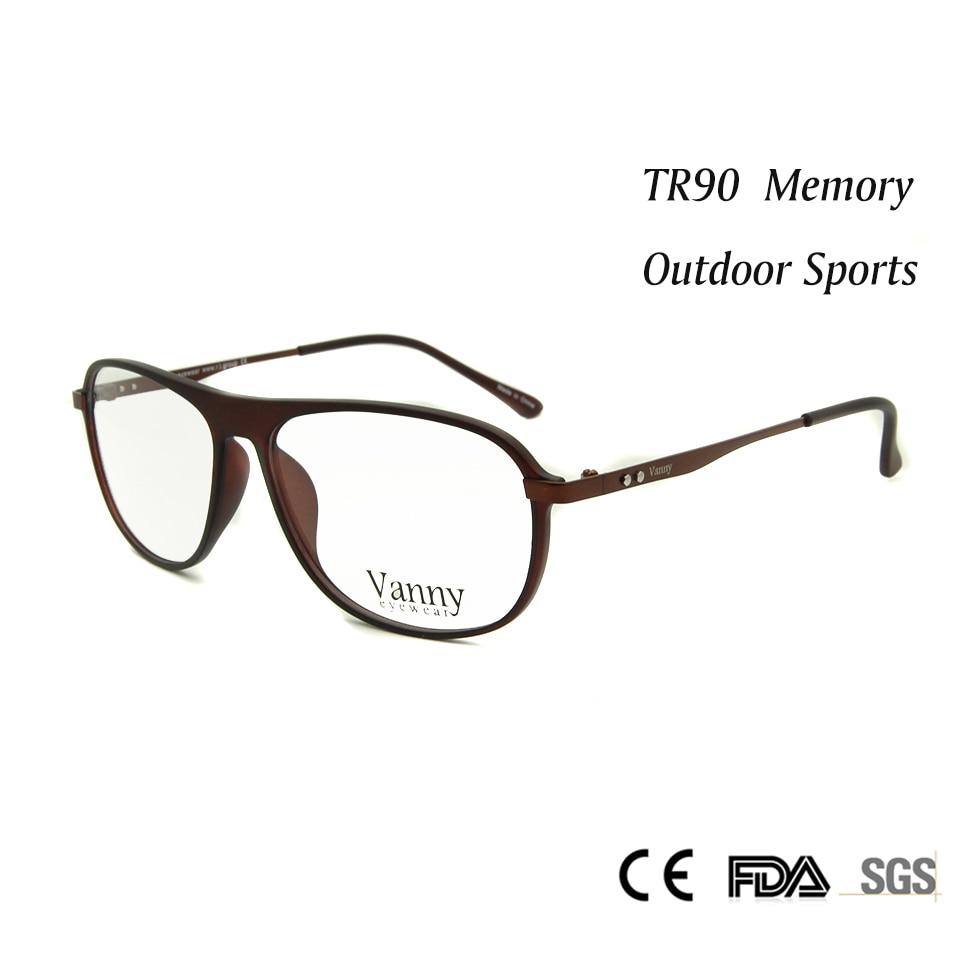 Sorbern TR90 Naočale Okvir Pilot Naočale Muškarci Žene Svjetlosna - Pribor za odjeću - Foto 1