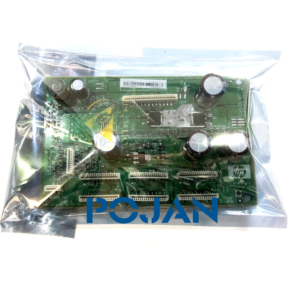 CK837-67005 Fir for HP Designjet T620 T770 T790 T795 T1120 T1200 T1300 T2300 Carriage PCA Board POJAN ch538 67018 carriage belt for hp dj t770 t1200 t790 t1300 t2300 z5200 44