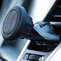 Magnet Auto Smartphone Unterstützung Telefon Halter Air Vent CD Slot 2In1 Mount Telefon Stehen Für iPhone samsung s9 plus s8