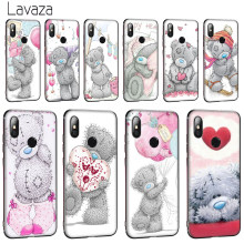 Me A Você Tatty Teddy Bear Lavaza Soft Case para Huawei Honor 10 8 9 Lite 6A 7A Pro 7c 7x 8x 8c Nova 3 3i Y5 Y9 Y6 Y7 Prime(China)