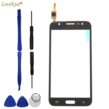 J5 Front Panel Touchscreen For Samsung Galaxy J5 J500 SM-J500FN J500F Touch Screen Sensor LCD Display Digitizer Glass Cover Lens image