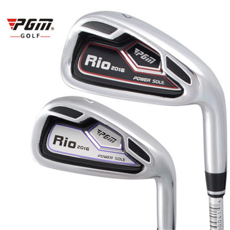 2015 New Real Golf Irons Headcover Pgm Authentic Golf Club On The 7th Graphite Shaft Lever To Select And For Beginners Practice image
