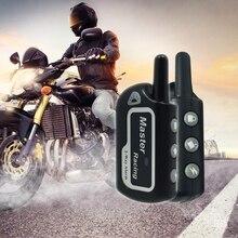DC 12V Motorcycle Alarms System Scooter Remote Control Engine Start Alarm Motorbike Universal Anti-theft Alarm 2 Way Motor Siren