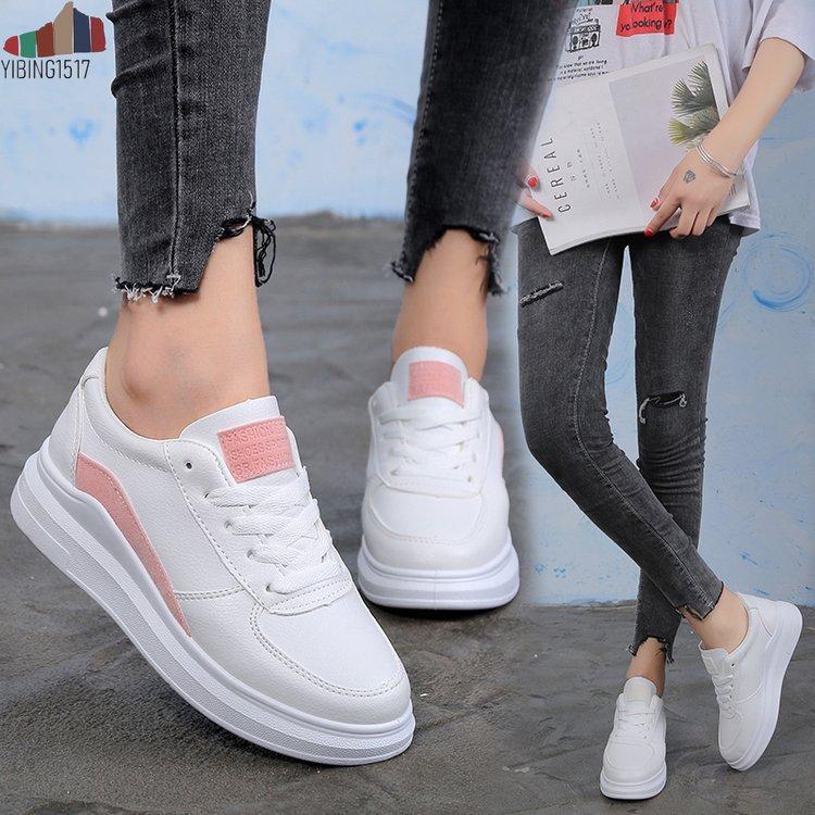 Casual Women's Vulcanize Shoes Fashion Lace Up Ladies Canvas Shoe Female Leisure Footwear Sneakers Women Summer Shoes