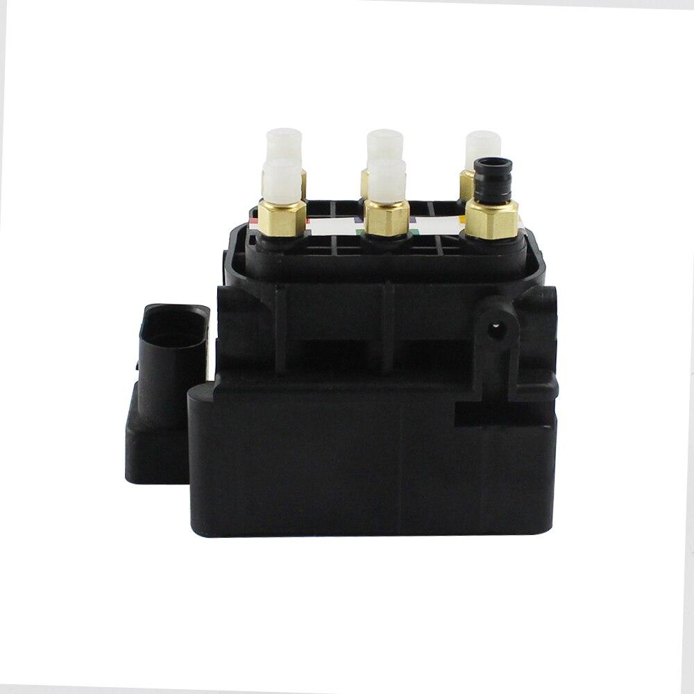 For Mercedes W164 W251 W166 W221 W212 Air Suspension Compressor Pump Supply Solenoid Valve Block OEM 2513200058 2123200358