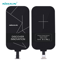 Nillkin Qi Wireless Charger Receiver For IPhone5 5C 5S 6 6S Plus Energy Charging Adapter Receiver
