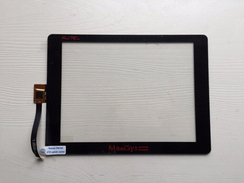 Touch For AUTEL MaxiSys Pro MS905 MS906 MS908 P TS BT PRO Automotive Diagnostic touch screen panel Digitizer Glass sensor