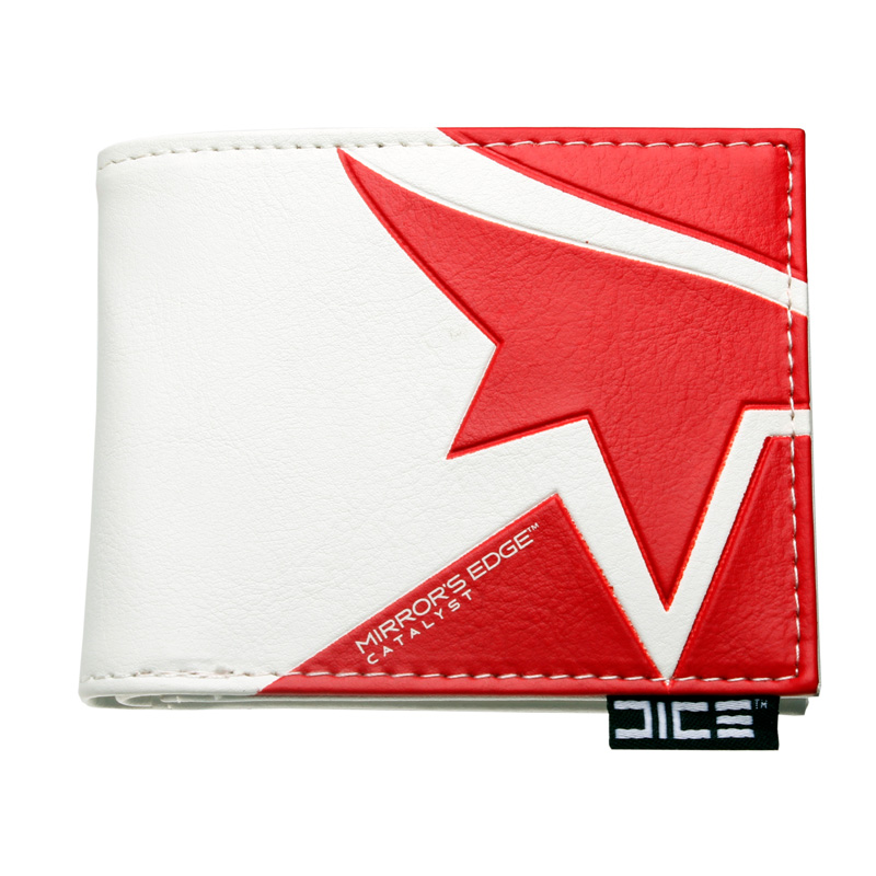 Mirror's Edge Bi-fold Wallet DFT-1596 цена