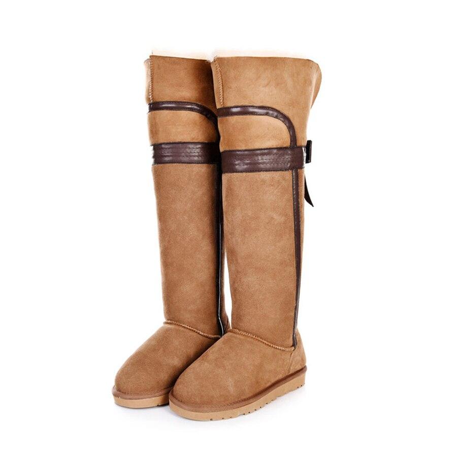 aliexpress buy warm suede wool winter boots