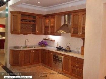 European style kitchen cabinet solid wood lh sw025 .jpg 350x350