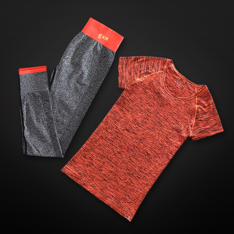 Quick Dry Breathable Yoga Set
