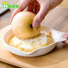 Ceramic grinding plate grinding bowl pureed rice cereal baby food supplement grinder hand grinder