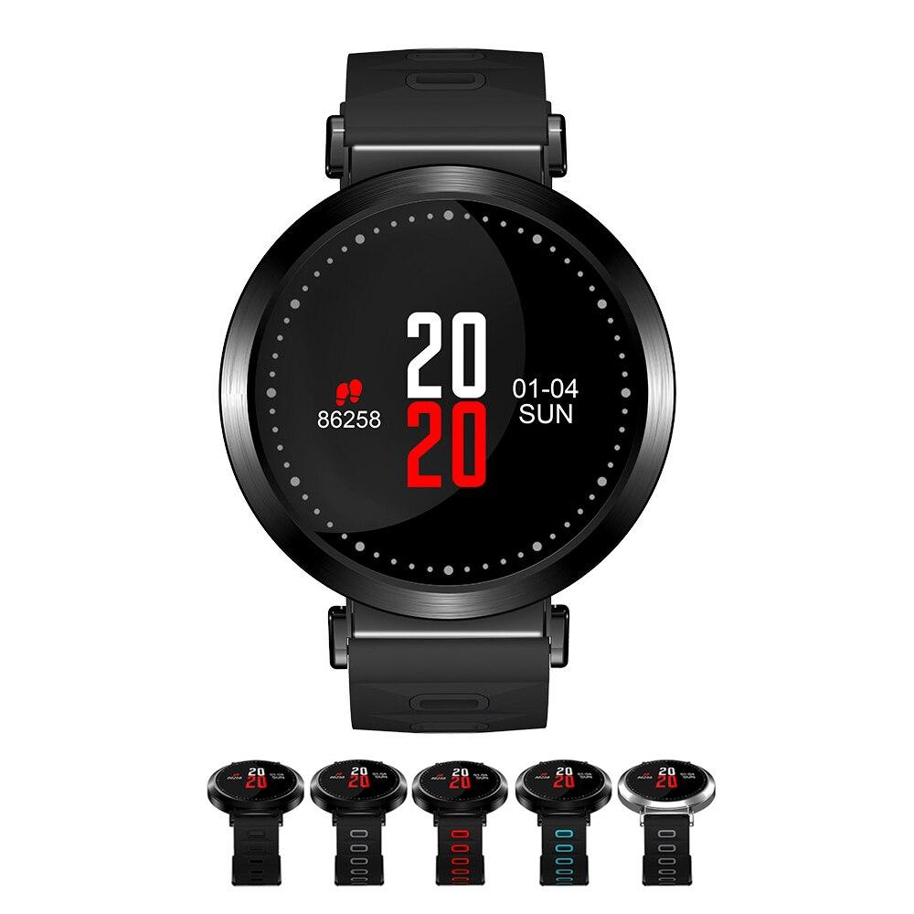 Sport Smartwatch activité Tracker Fitness Bracelet podomètre IP67 étanche sang oxygène montre santé Bracelet PK Mi bande 3