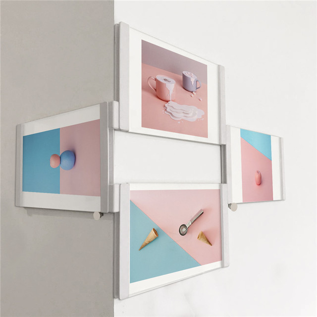 Multi Frame Photo Frame Highly Wall Diy Collage Picture Frame With