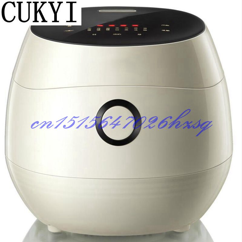 CUKYI Household 3.0L Mini Electric Multifunctional Rice cooker Intelligent electric rice cooker with reservation Cake/Porridge mini electric pressure cooker intelligent timing pressure cooker reservation rice cooker travel stew pot 2l 110v 220v eu us plug