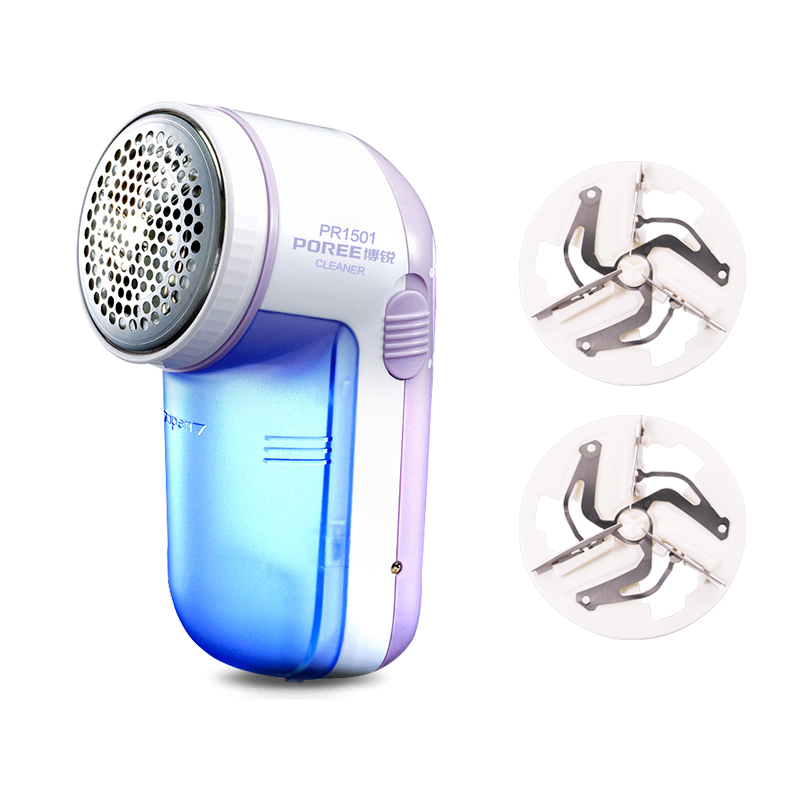 Flyco Lint Remover Electric Machine Maquina Sweater Shaver Pill Fabric Shaver Pellet Rechargeable And 2 Cutter Head 2019 PR1501