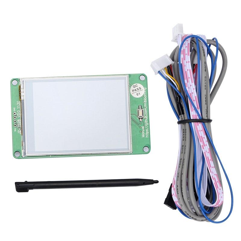 JZ-TS28 2.8 pouces écran tactile couleur pour Ramps1.4 MKS Board 3D pièces d'imprimante