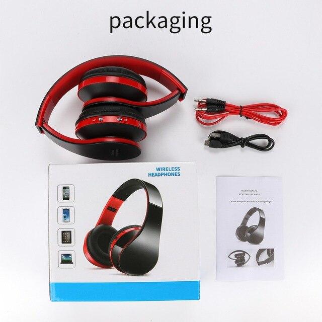 Wireless Foldable Headset 3