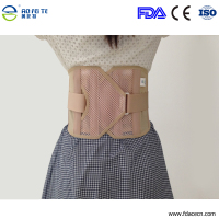 Fully Adjustable Back Support Brace Scoliosis Posture Corrector Waist Band Belt Back Pain Relief Belt Waist