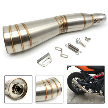 motorcycle muffler stainless steel exhaust Motorcycle Muffler exhaust pipe For buell 1125CR Ulysses XB12XT XB12Ss S1 Lightning