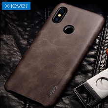 Xiaomi Redmi Note 6 5 Pro Case Note 4 3 Cover X-Level Luxury Soft PU Leather Phone Back Cases for Redmi 6 Pro 6A 5 Plus Capa