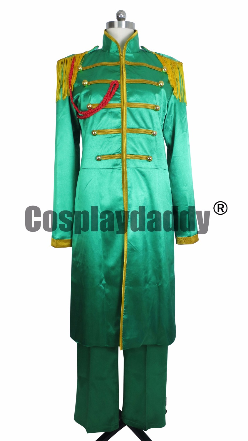 Costumes The Beatles Sgt Pepper Costume John Winston Lennon Stage Costumes High Quality Guildyule Com