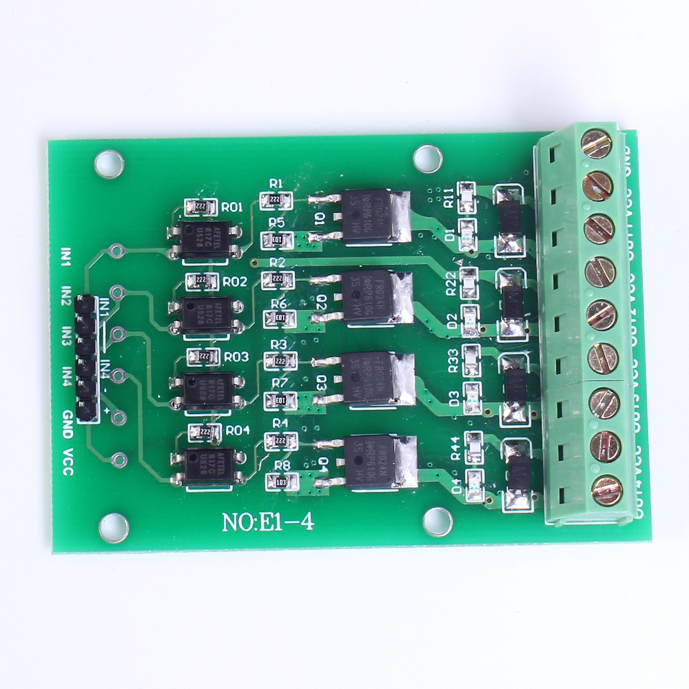 switch circuit consists of a pulse control electronic switch and a