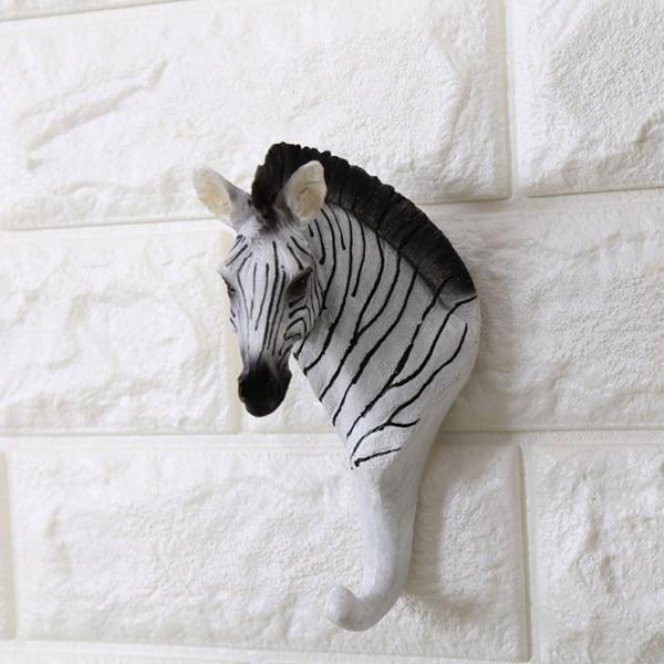Hotel home cafe wall hook animal shape hook profile 6