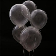 50 latex balloon 12inch thick natural transparent ballons decorations wedding balloons birthday party supplies decoration