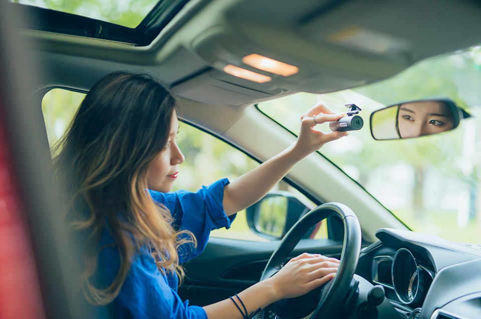 WiFi Hidden Car DVR Camera FHD1080 Dash Cam Digital video recorder for IOS Android Auto Registrator English version drop ship