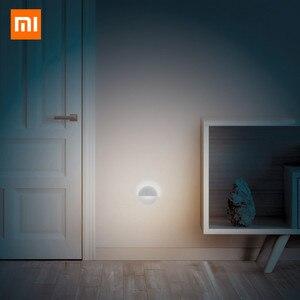 Image 3 - Xiaomi Mijia Philips Bluetooth Night Light LED Induction Corridor Night Lamp Infrared Remote Control Body Sensor For Mi home APP