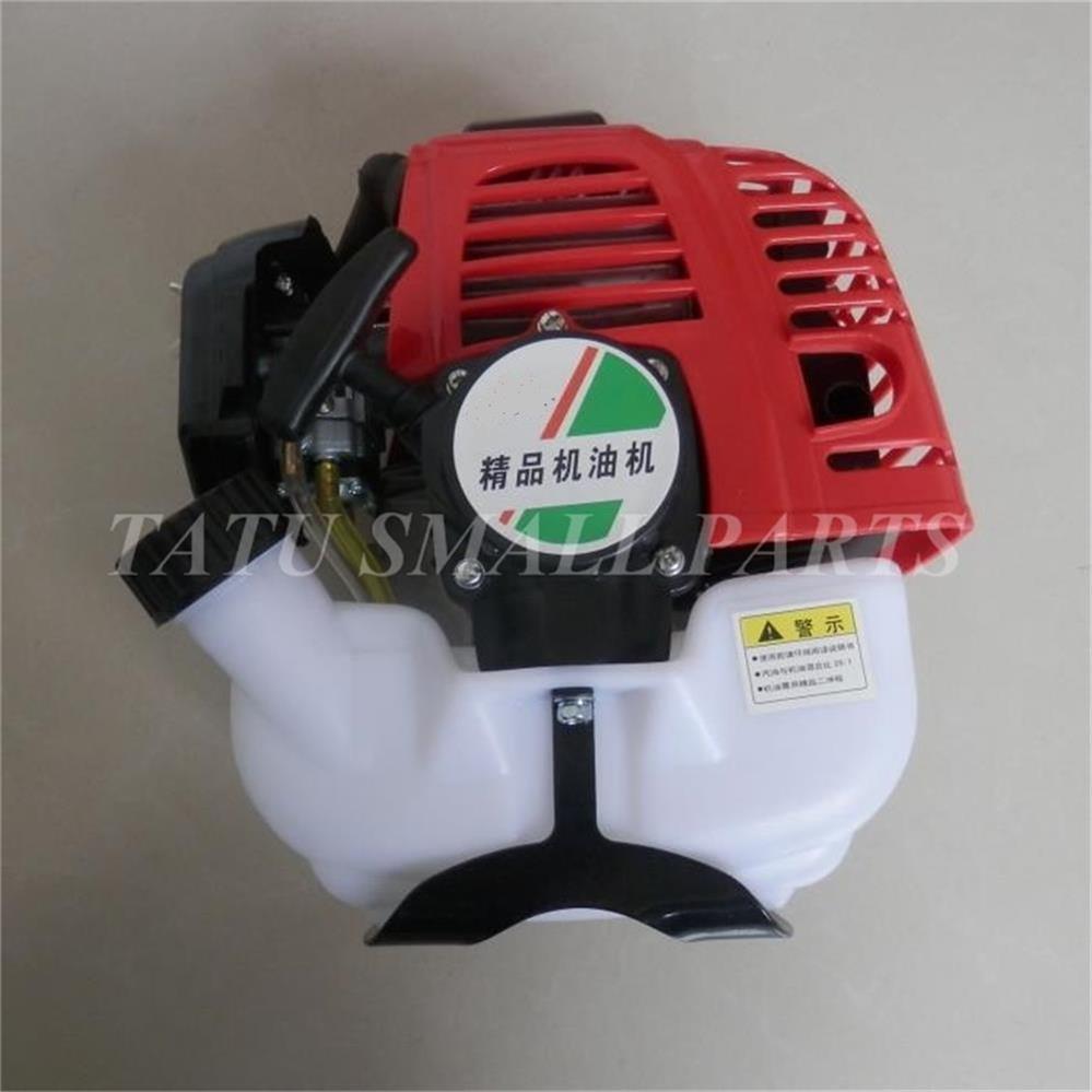 25 6CC GASOLINE ENGINE FOR ZENOAH G26L 2600 2 CYCLE MOTOR BT260 CG260 POWERED 26CC BRUSHCUTTER