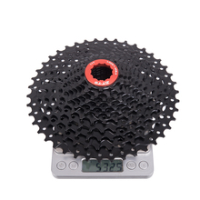 купить MTB Mountain Bike Bicycle Parts 11s 22s Speed Freewheel Cassette 11-42T Compatible for Parts M7000 M8000 M9000 XT SLX  new k7 по цене 2193.62 рублей