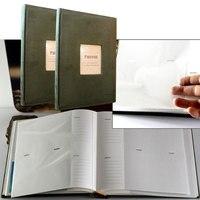 Photographs Albums Book 300 Photo album DIY Album Holder Collection Book Pockets Storage Collection Book Coin Holder