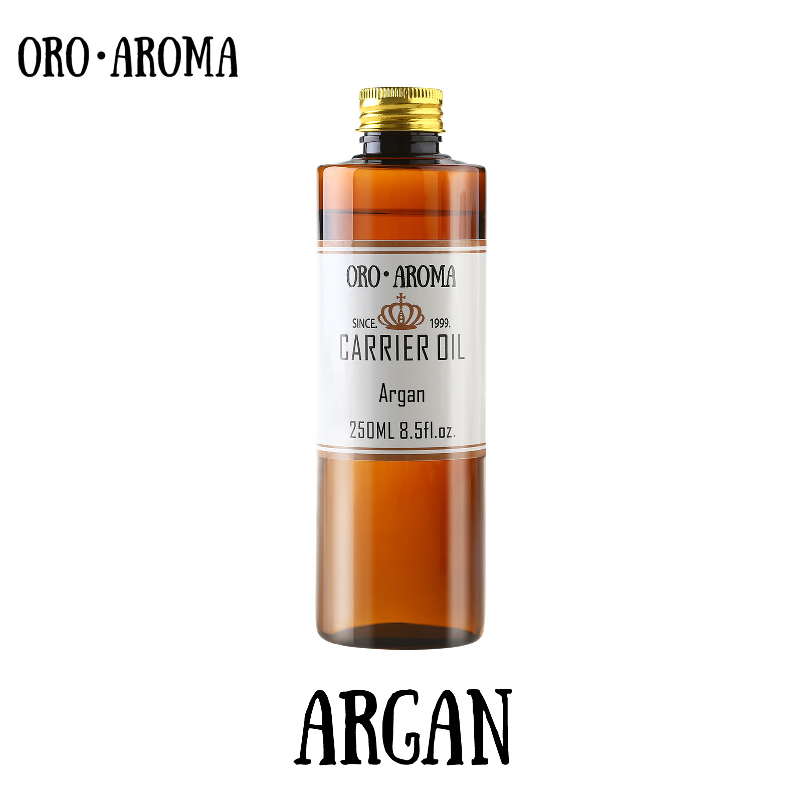Famous brand oroaroma natural Argan Morocco nut oil essential oil natural aromatherapy highcapacity skin body care massage spa image
