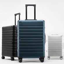 Чемодан для путешествий TALE, мужской, алюминиевый чемодан на колесиках для путешествий, чемодан на колесиках 20, 24, 28 дюймов