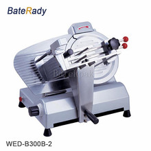 """WED-B300B-2 12"""" inch commercial Pot shops meat slicers,home Chafing dish meat cutter sliceable,frozen meat cutting machine"""