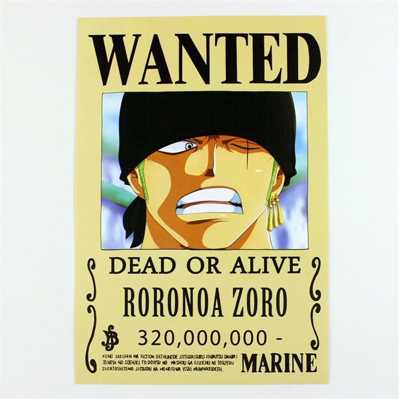 Zoro Bounty 320,000,000