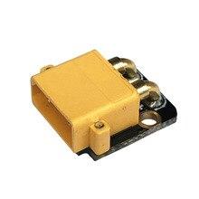JMT полная скорость FSD-XT30 60A XT30 2-6S модуль датчика тока для радиоуправляемого дрона FPV гоночный мультиротор