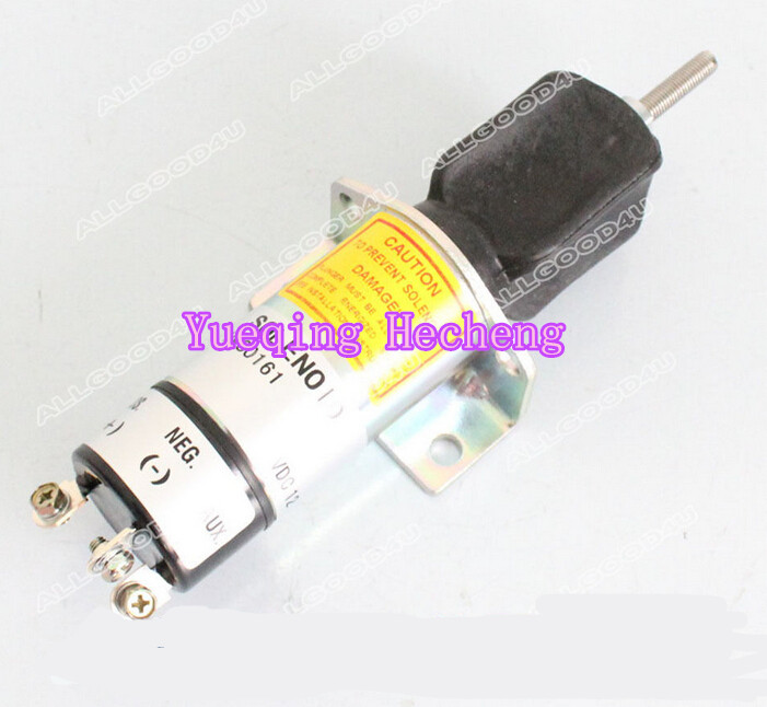 Throttle Solenoid 1504 series 12V for 1B30 Free shipping