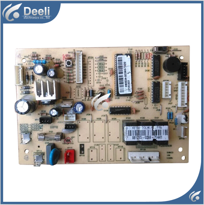 95% new good working for air conditioning Computer board KFR-70LWL 50393-01033 control board 100% new good working for air conditioning computer board kfr 120w s 520t2 kfr 75lw e 30 control board working