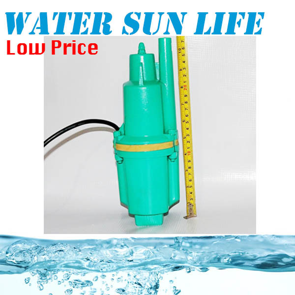9.19 220V 250W Deep Well Cast Aluminum Submersible Well Pump Electromagnetic Water Pump hand pump well pressure pump well oil pump hand pressure cast iron deep well thick and durable