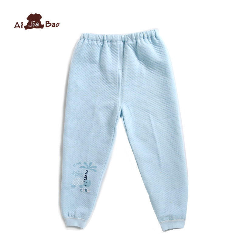 29db5fa7a Retail hot sale winter and autumn kids clothing boys girls pants cotton  trousers cartoon baby pants