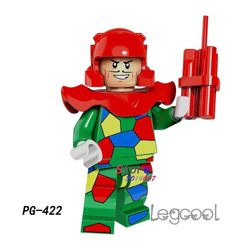 1 Pcs Modell Bausteine Action-figuren Starwars Superhelden Crazy Quilt Haus Spiele Baby Freunde Diy Spielzeug Für Kinder Geschenke