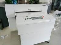 Высокое качество, большой формат УФ принтер с двойной УФ лампы полноцветный