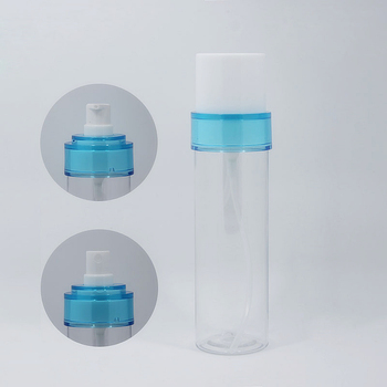 free shipping 25pcs/lot 120ml Plastic clear PET Toner Perfume Refillable Packaging Spray/emulsion Bottles for Cosmetic