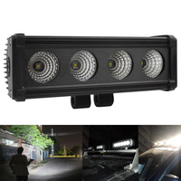 7 Inch 3000LM 40W Offroad Car LED Work Light Bar Waterproof Off Road Worklight Lamp For